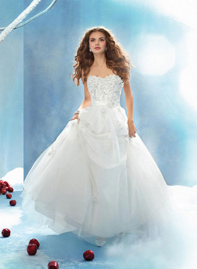 Disney Princesses Bridal Wedding Gowns | Wedding Dresses 2013